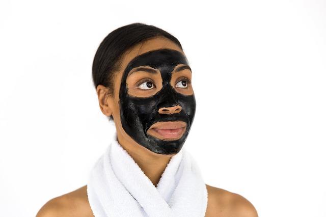 maska na čištění pórů