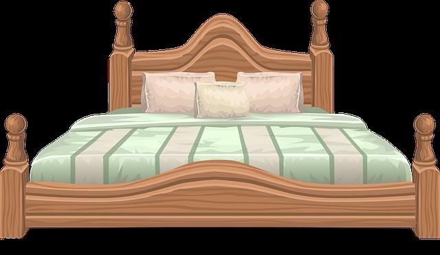 postel pro dva