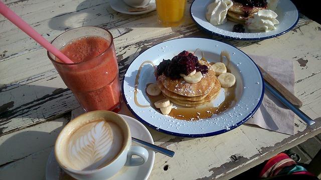 Lívance k snídani