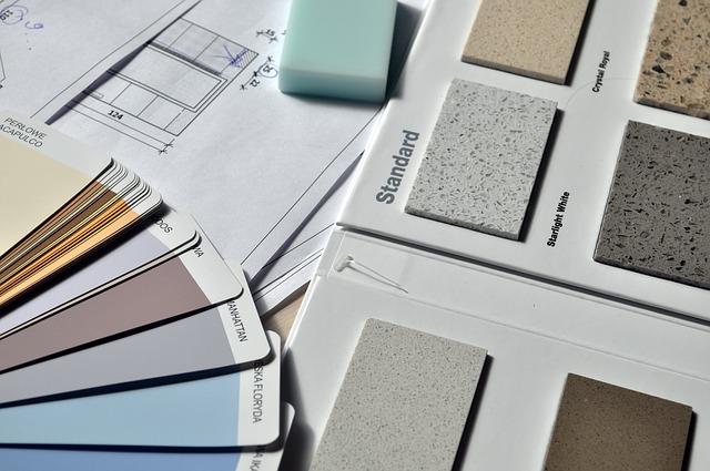 Vhodné barvy stěn v pokojích