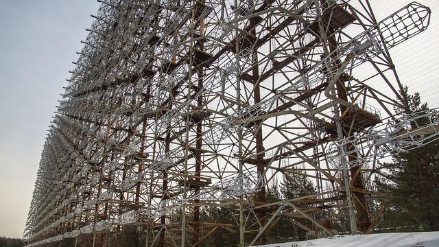 Duga radar Černobyl 2